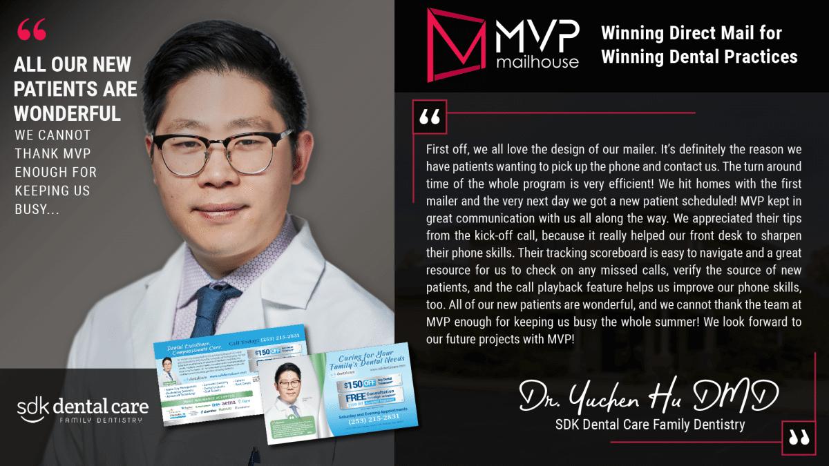 Dr. Yuchen Hu DMD