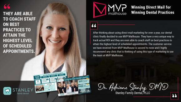 Dr. Adriane Stanley, DMD