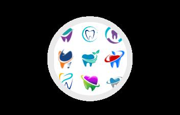 Dental Direct Mail Logo Makeover