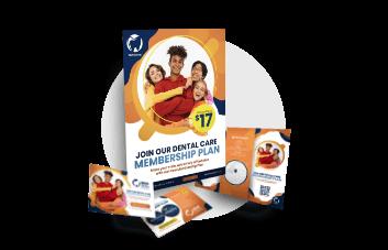 Dental Direct Mail - Print Kit