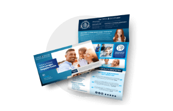 Dental Direct Mail - TriFolds
