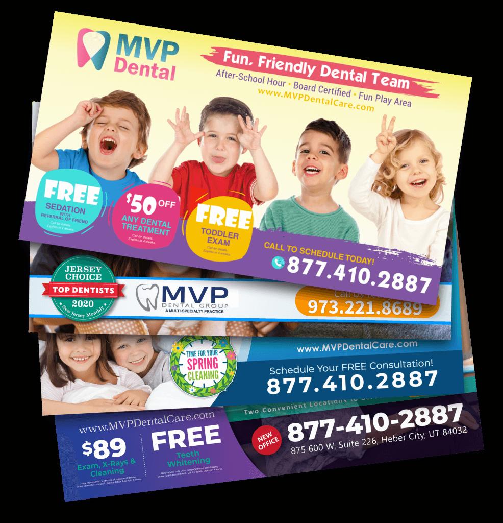 mvp dental direct mail